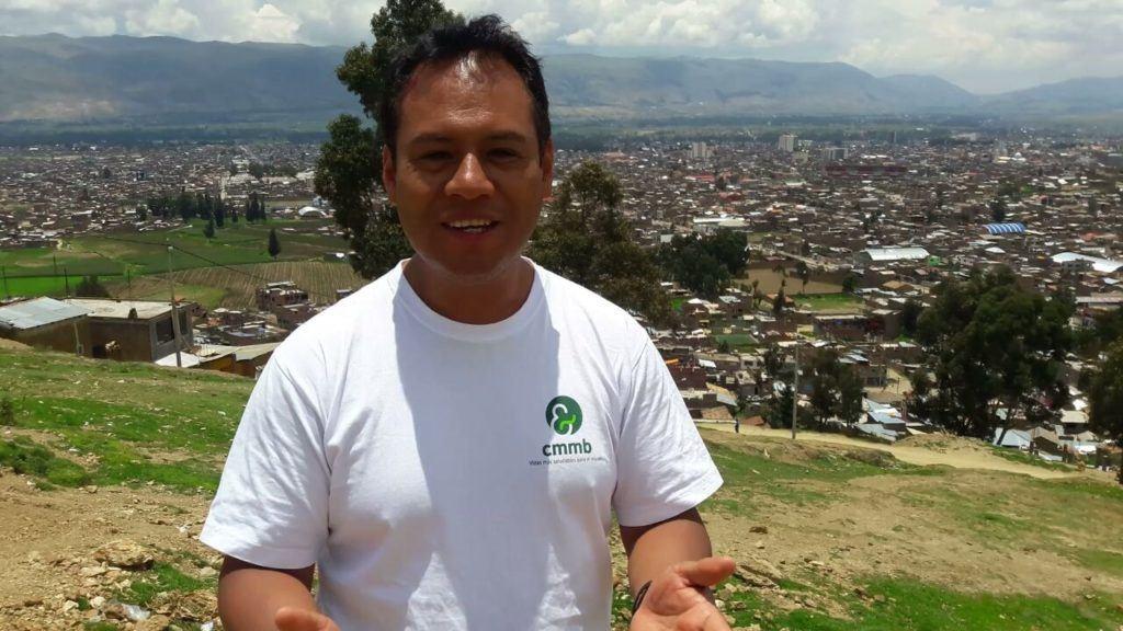 Enrique Naupari_CMMB peru_Huancayo_valentine testimony