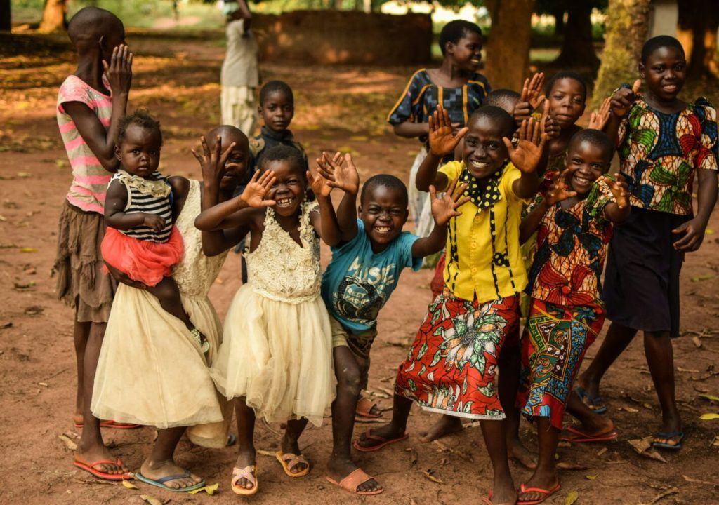 Children in South Sudan