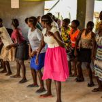Gloria South Sudan Child Transit Center