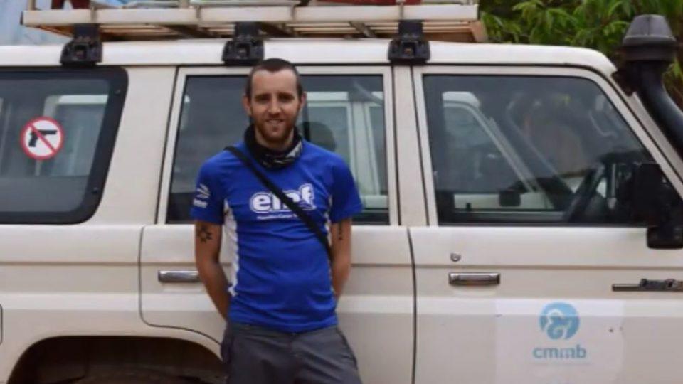 Matthew Jones in South Sudan video blog 2 feature image