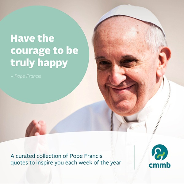 Pope Francis Quotes for 52 weeks