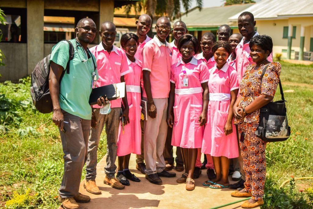 Trainees future of South Sudan
