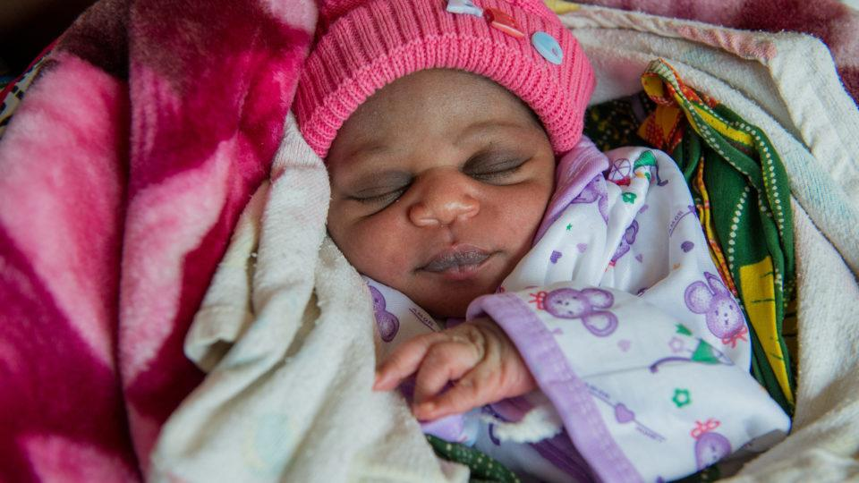 Babies breathe Zambia ripple effect