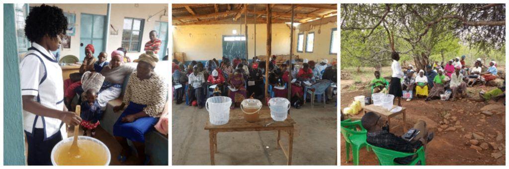 water purification training