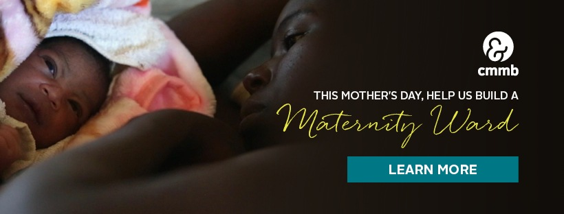 CMMB Mothers Day 2018 Campaign banner_weekly reflection