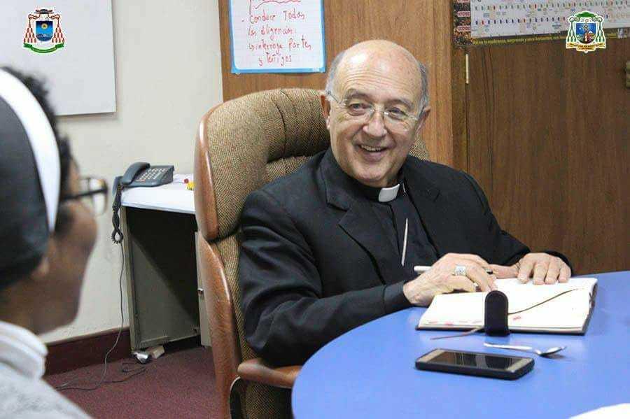 Monseñor Barreto