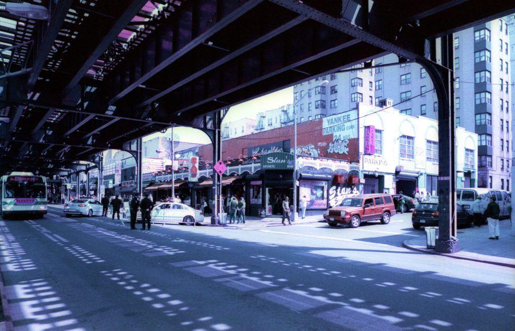 Mabel Almanzar's home, the Bronx.