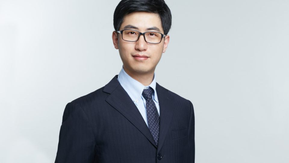 Picture of intern, Yi Sun