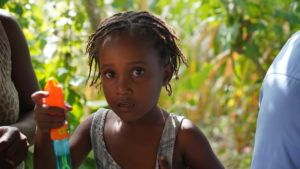 Julie is a bright young girl in Haiti that needs an Angel Investor.