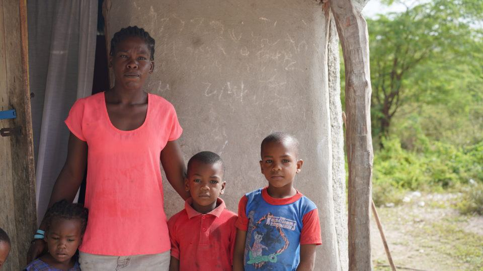 Etiene and Family