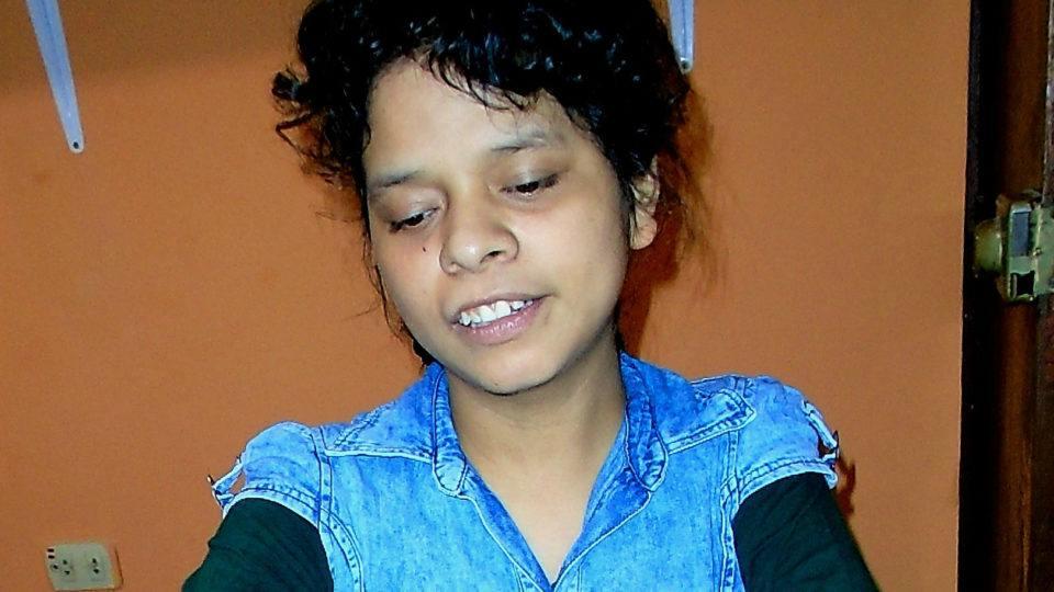 Laura is 17 years old - CMMB Peru Angel