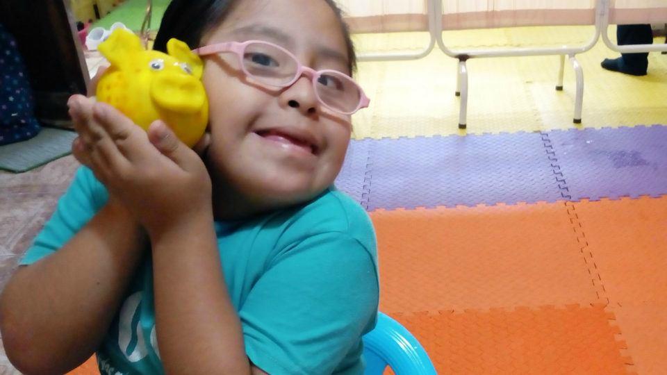 Meet Maryori - CMMB Peru Angel