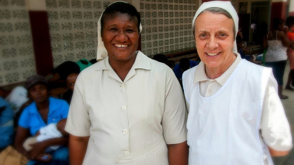 Sisters-Cecilia-and-Mathilde-at-Rosalie-Rendu-Center-for-Health-and-Nutrition-Cite-Soleil-Haiti.