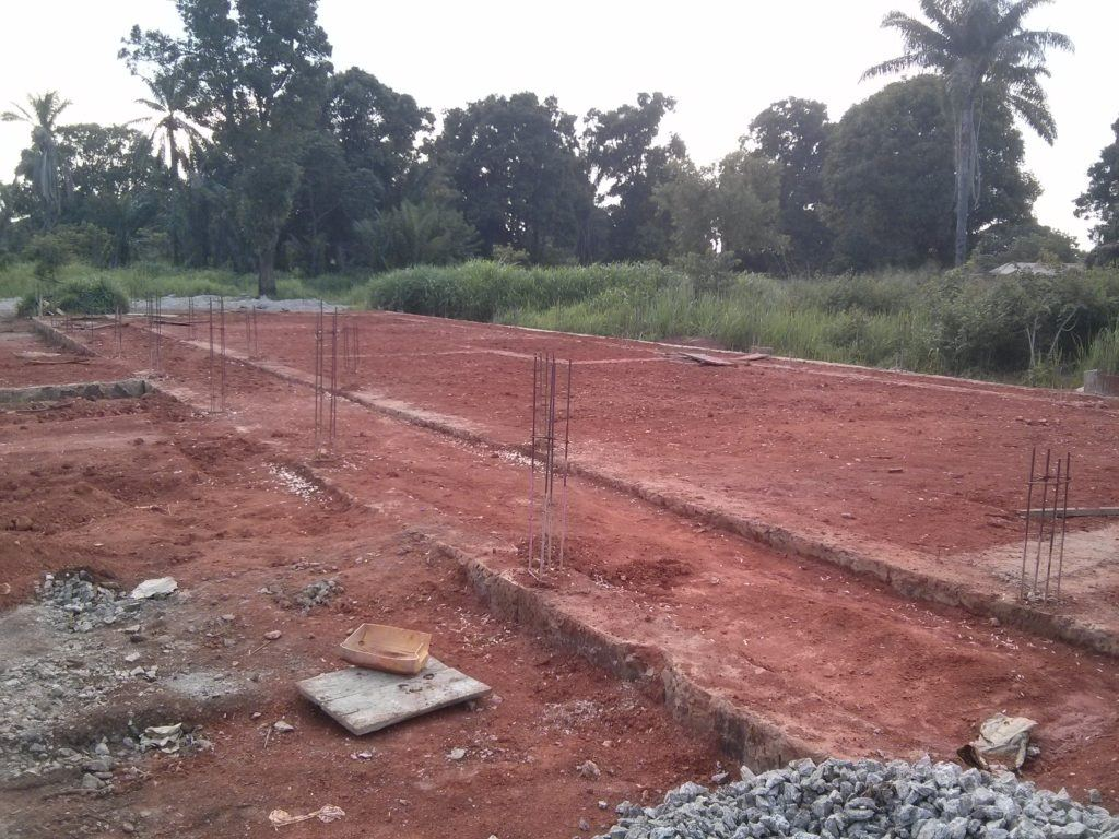 Progress of the surgical ward as of june 3