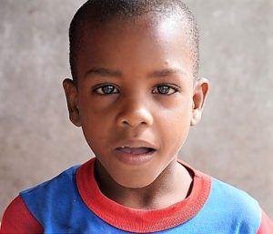 angel - Etiene in Haiti
