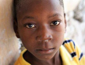 angel - Jonelson in Haiti