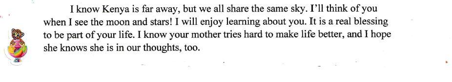 sponsor letter excerpt 2
