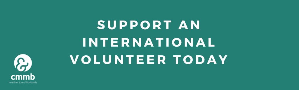 Donate to our volunteers