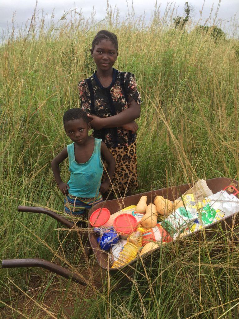 Vuyislie's children