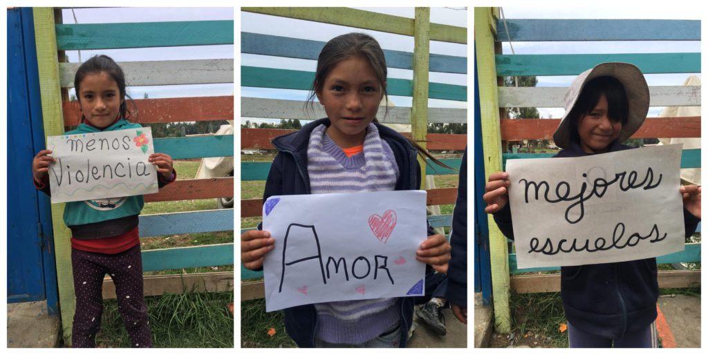 CMMB- Peru is turning Blue!