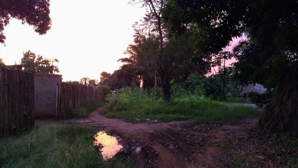 Landscape of South Sudan