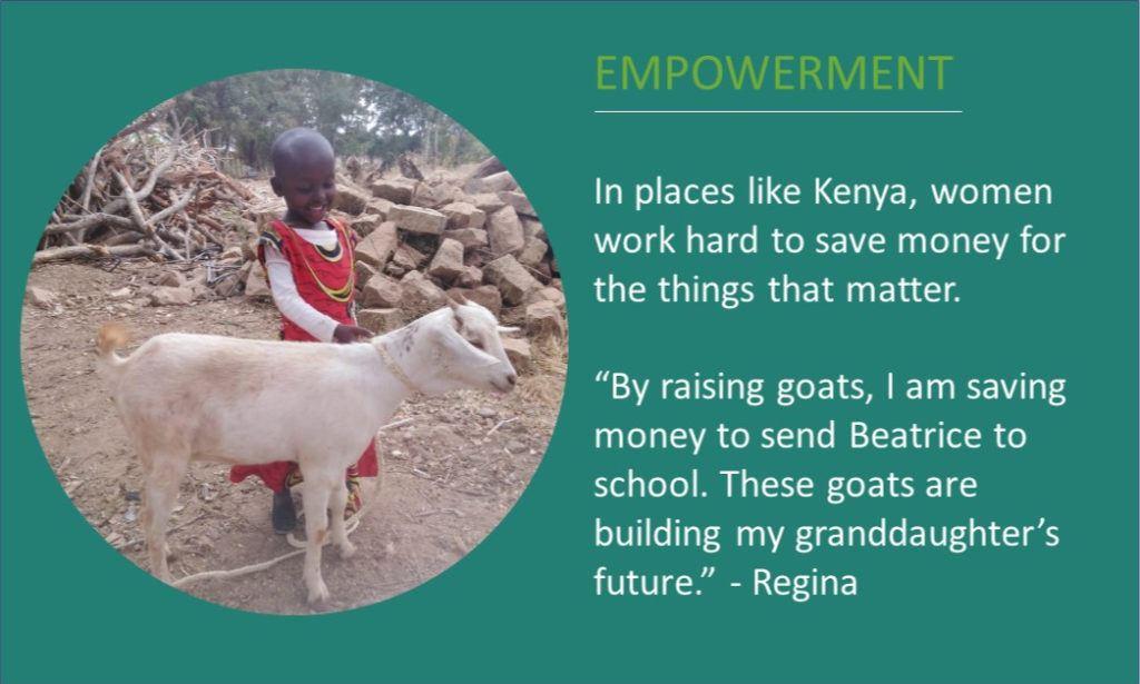 #GivingTuesday Empowerment