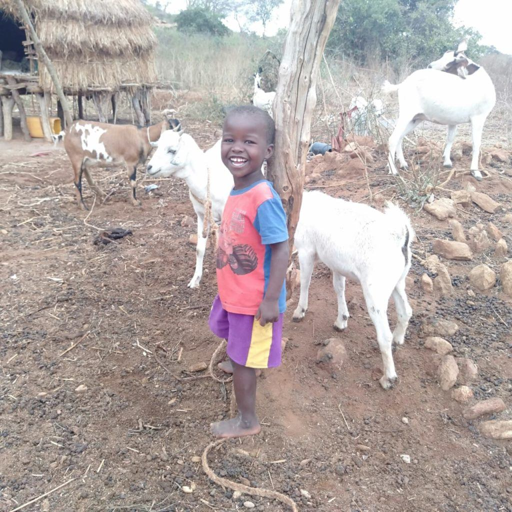 Goats in Kenya changed Ruth's family's life