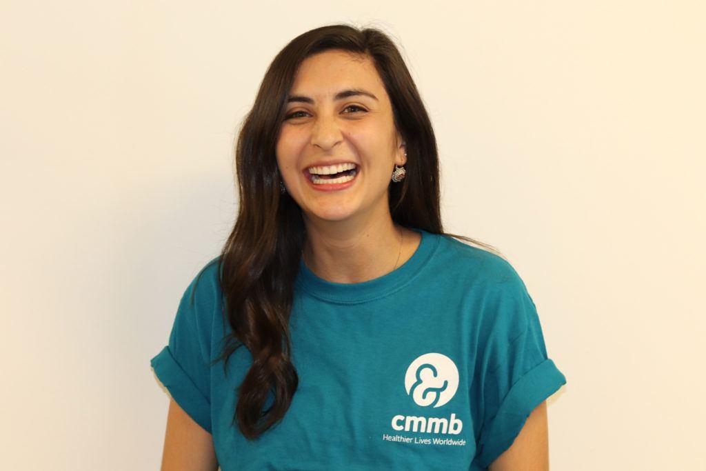 Jolynn Meza Wynkoop is a WASH volunteer in Peru jpg