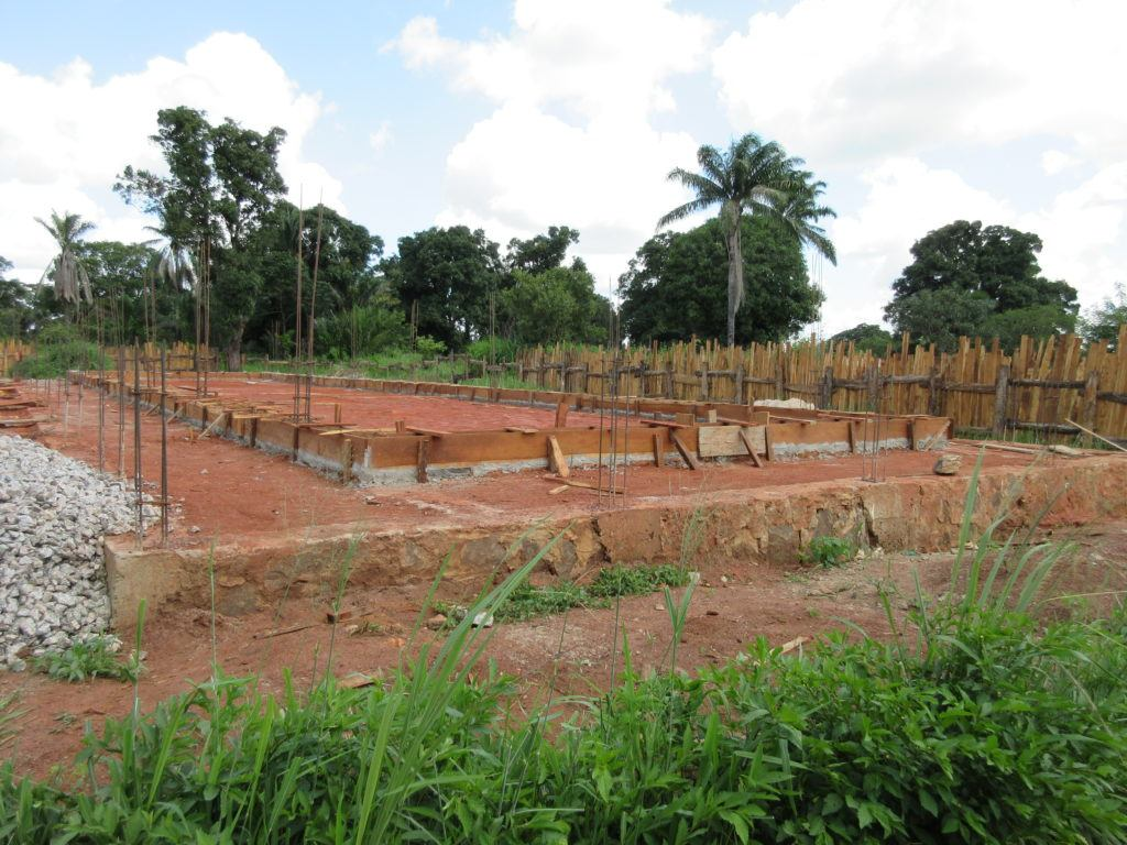 The foundation of the surgical ward
