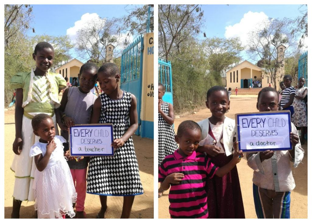 Kenya - What does every child deserve_