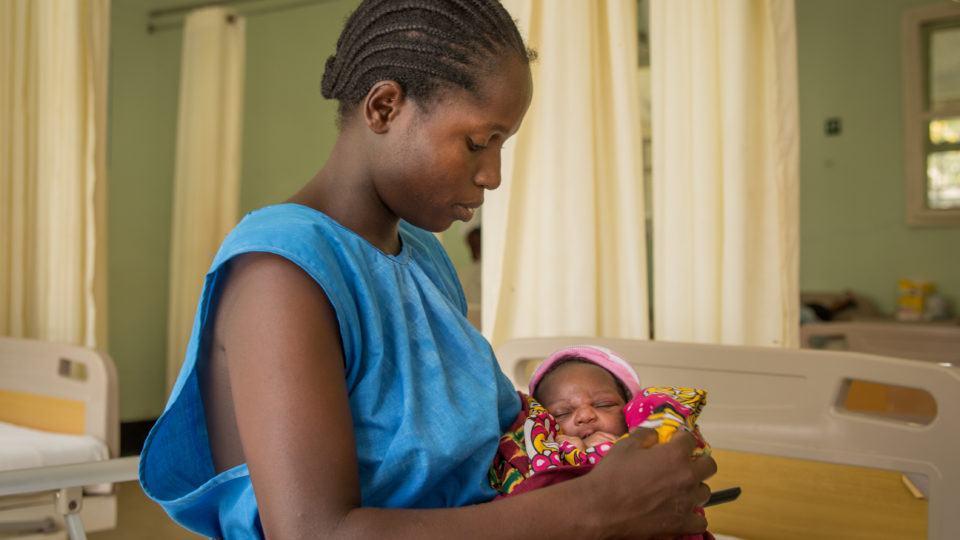 World Aids Day - Third Mother