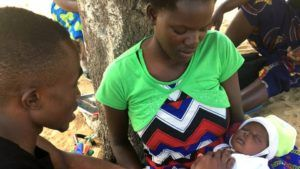 First Breath for a baby in Zambia. The nurse was part of a training only one week before and knows baby Rebecca is alive because of it. Building capacity in impoverished places around the world.