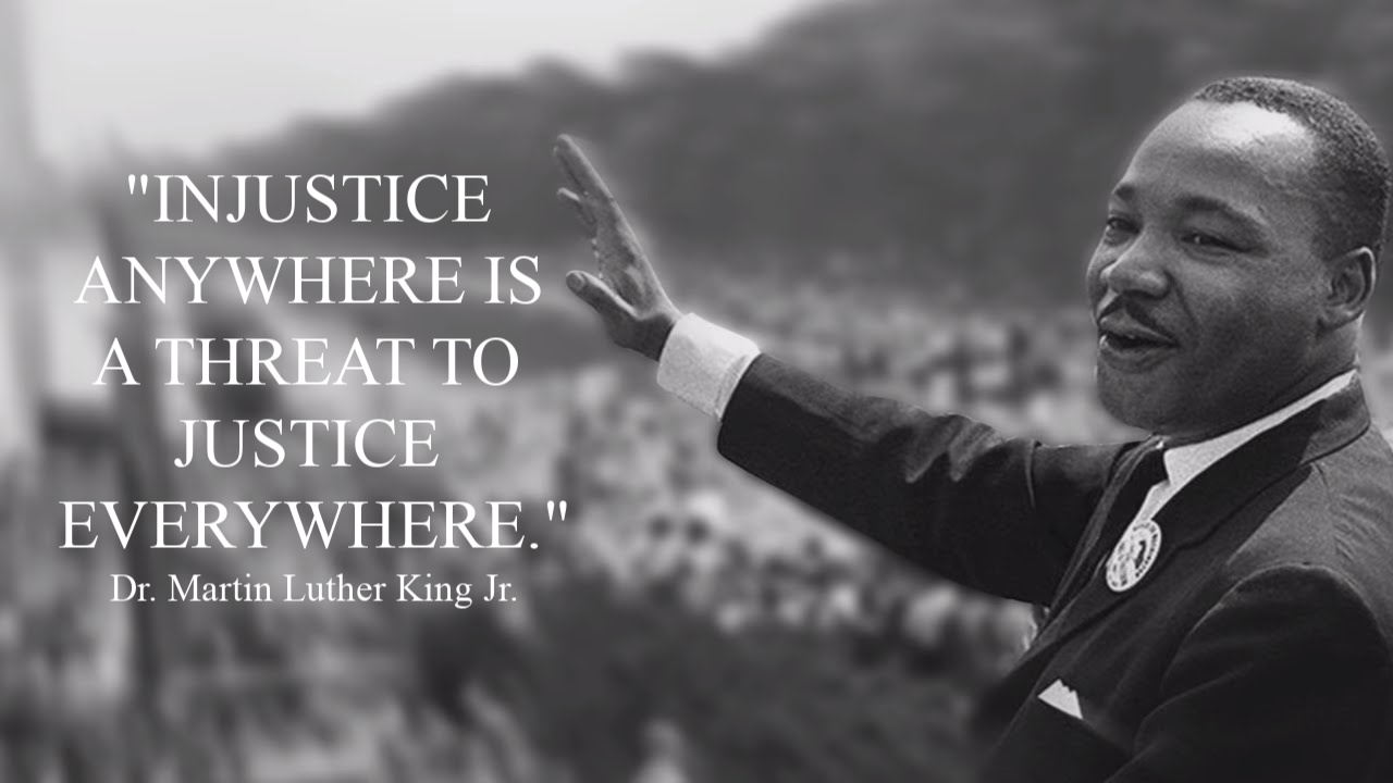 Martin Luther King Day 2019: We Are All One Humanity ...