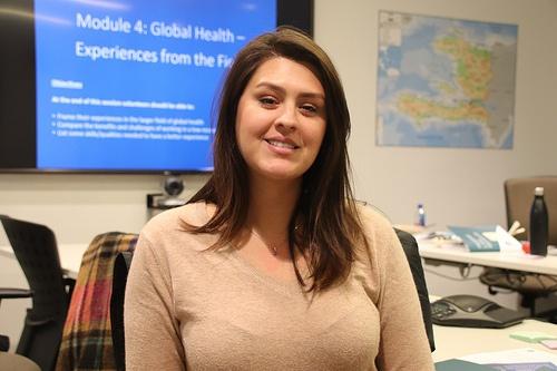 Headshot of Yamilet Soto, CMMB International Volunteer