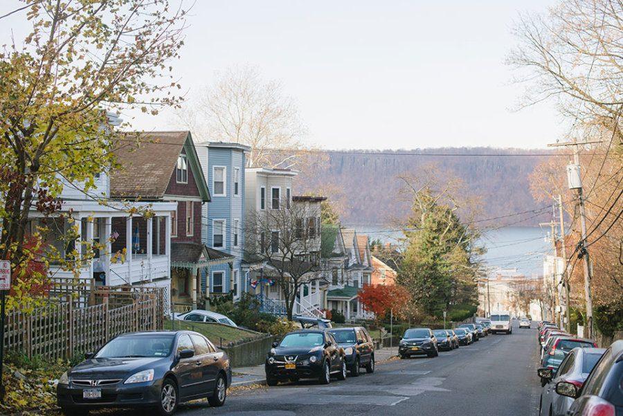 Landscape of Hastings on Hudson