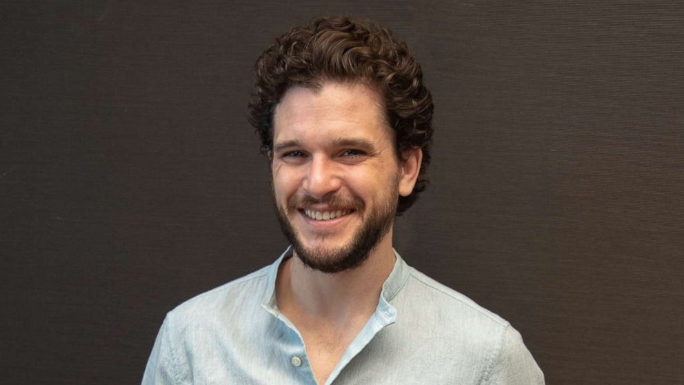 Head Shot of Kit Harrington