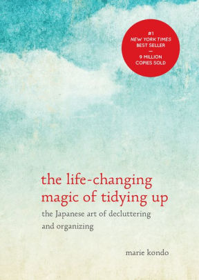 "Image of the book cover for ""the life-changing magic of cleaning up"""