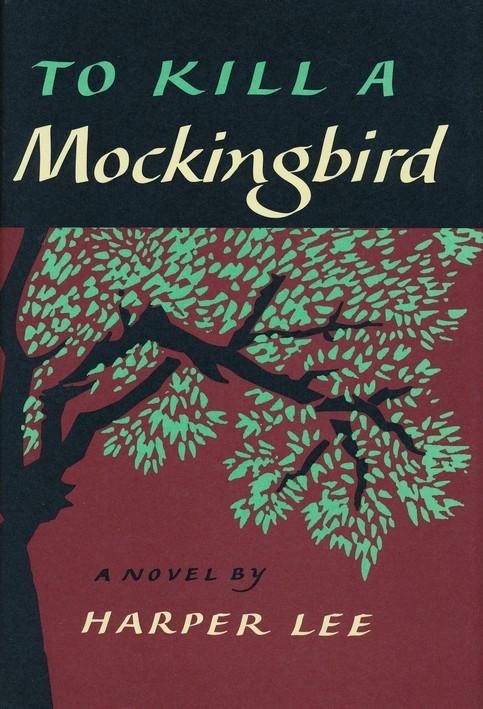 Book cover of to Kill a Mockingbird