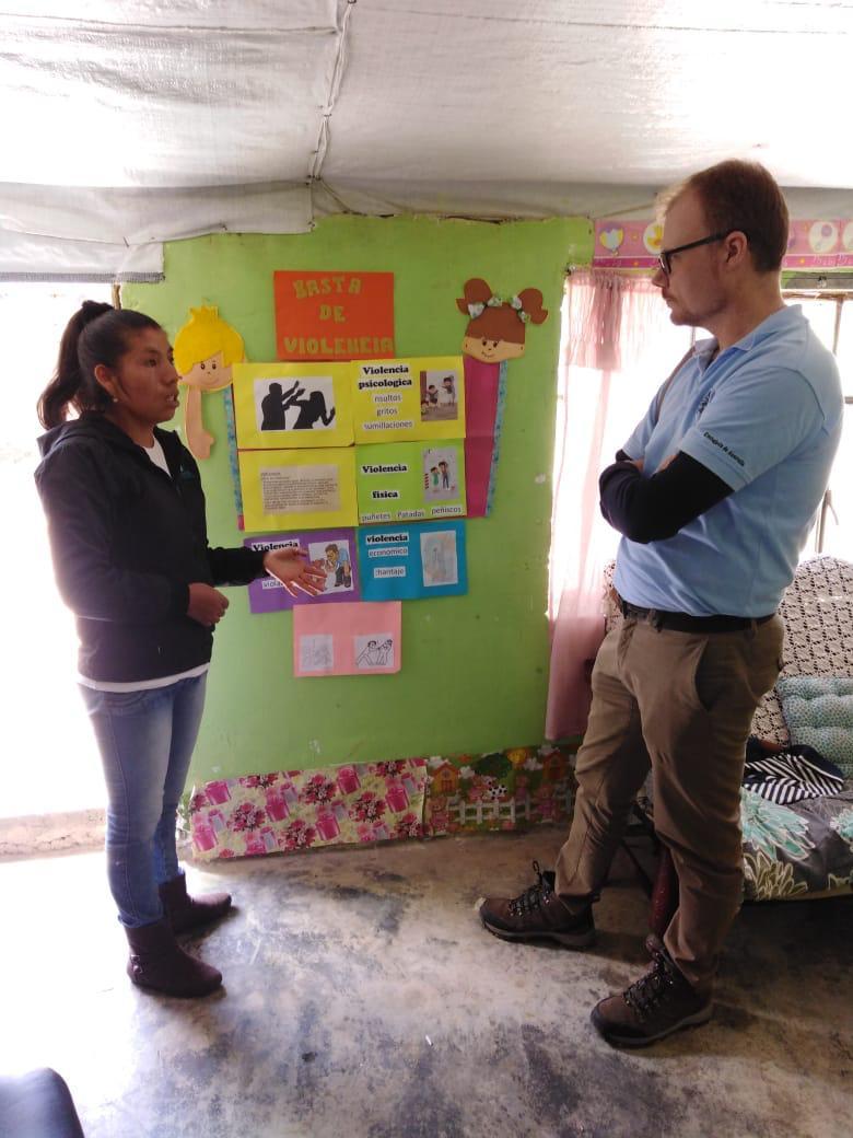 Australian Embassy Visits CMMB Peru   CMMB Blog