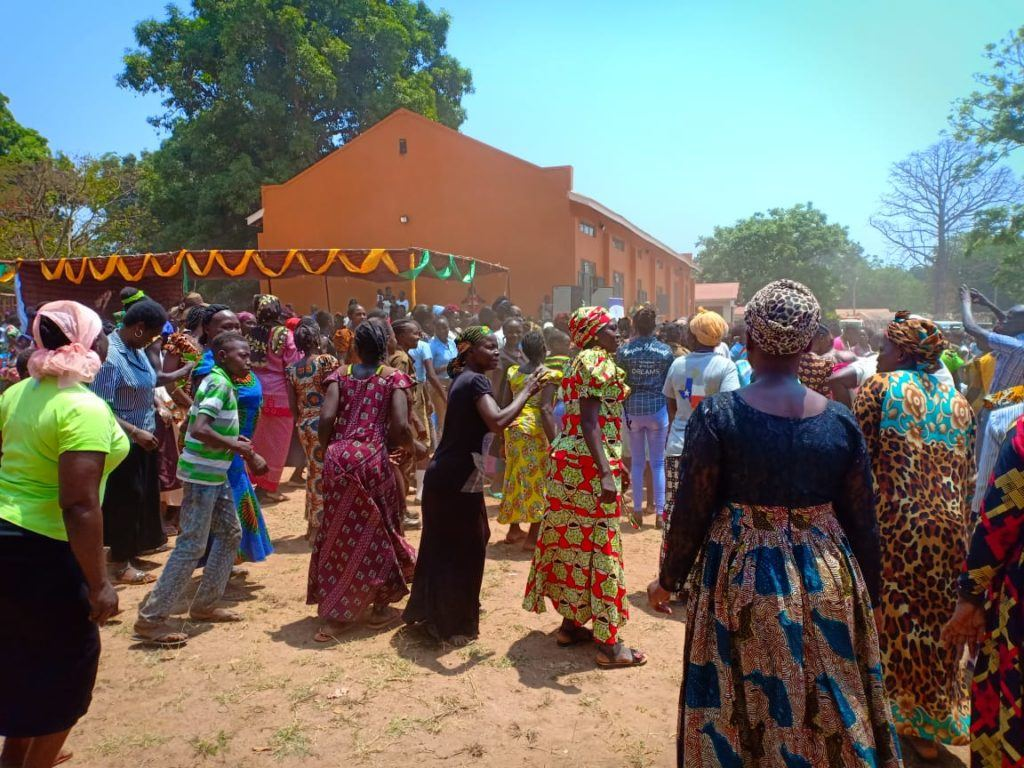 town celebration of south sudan day of independence