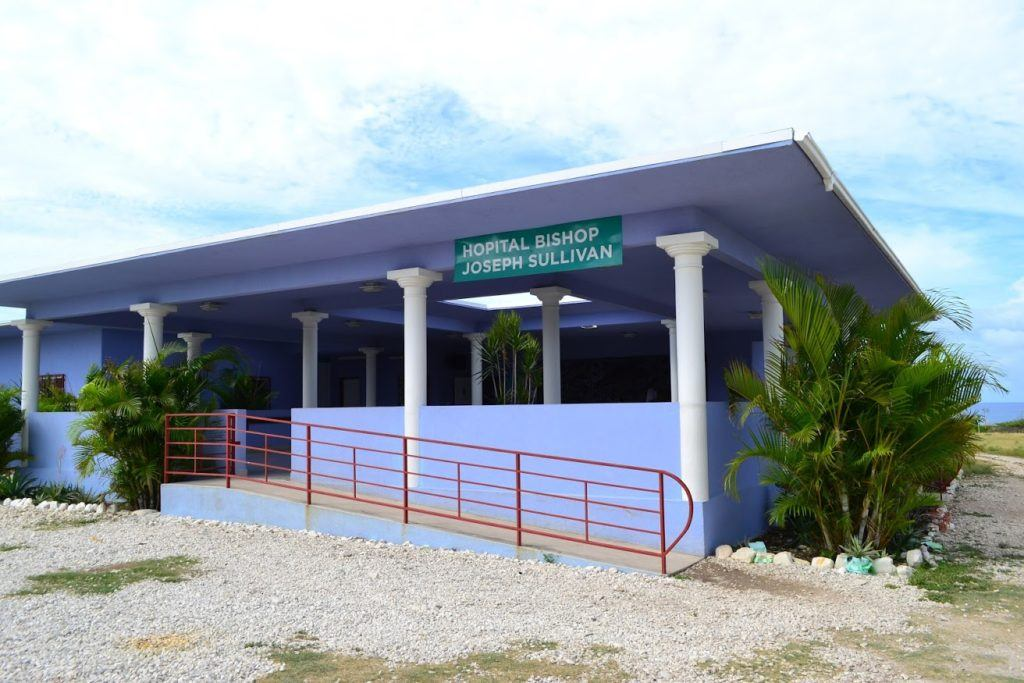 bishop joseph sullivan hospital in haiti