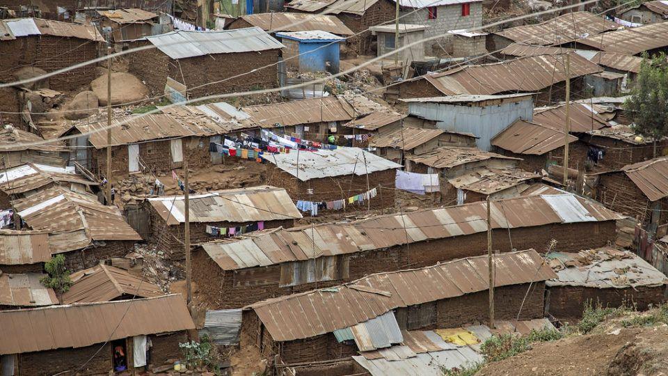 Kibera Slums - CC image