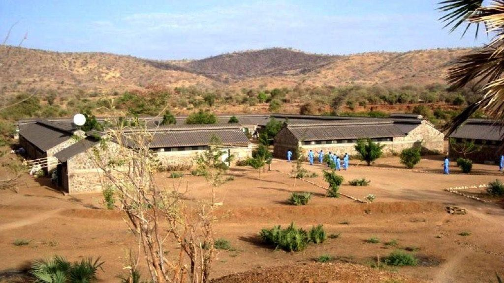 The Nuba mountains of Sudan and the mother of Mercy Hospital