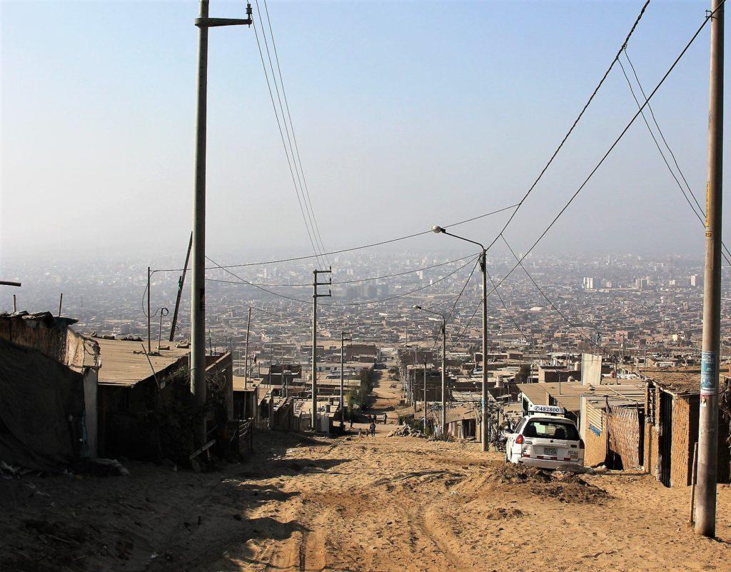 trujillo slums