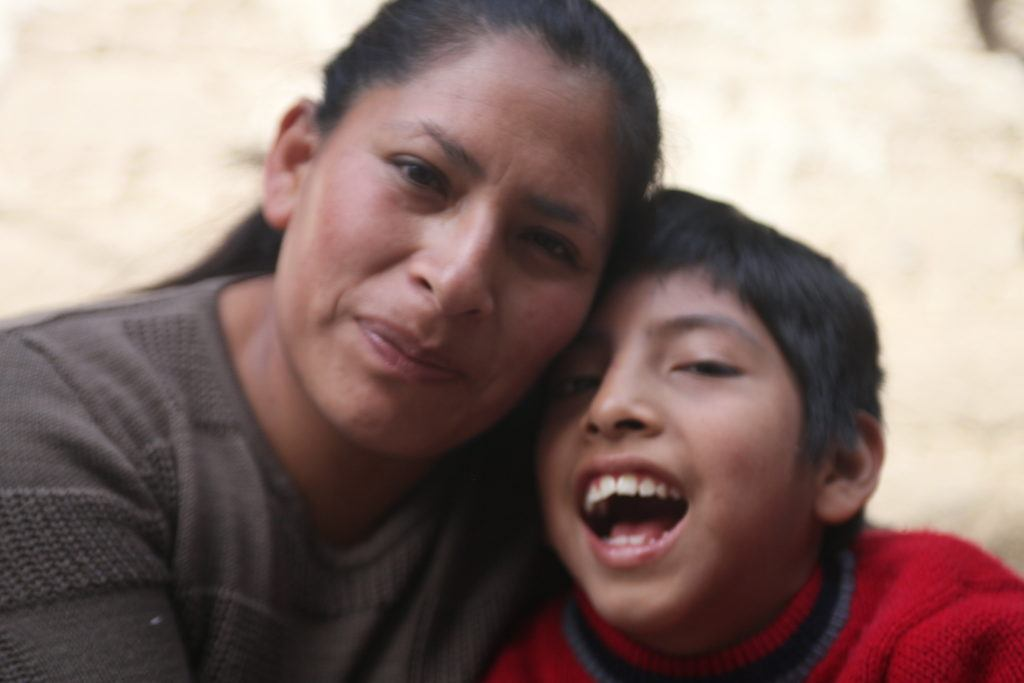 joaquin and gladys in peru