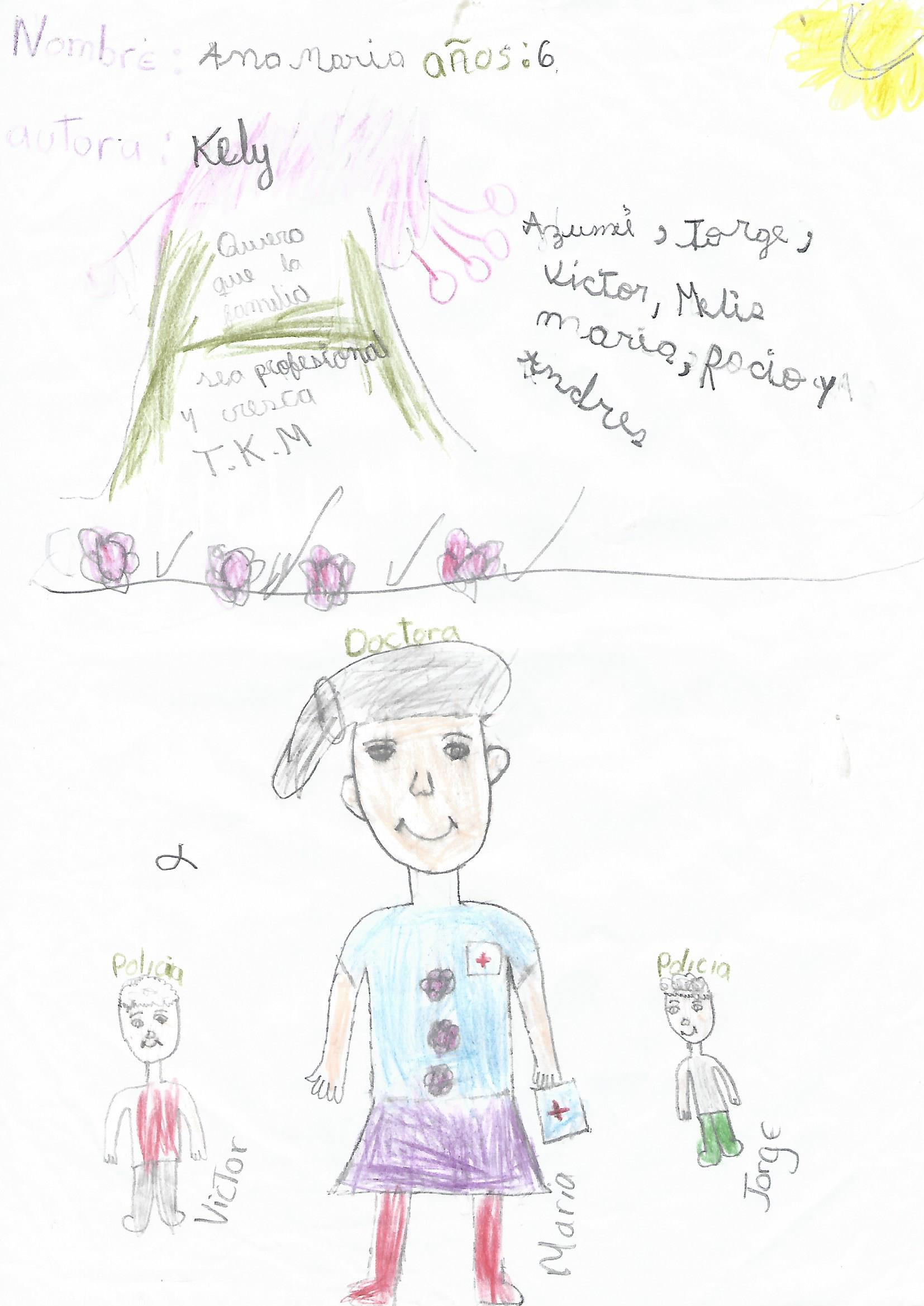 drawing from child in peru