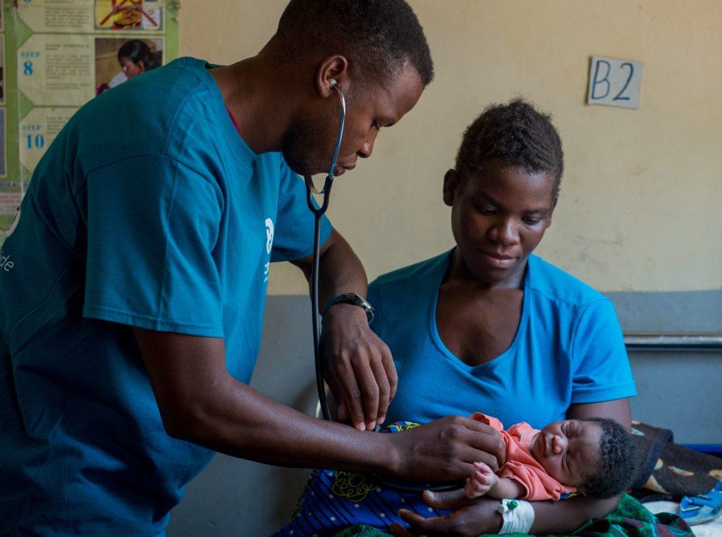 CMMB Volunteer in Zambia