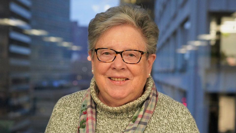 CMMB board member Sister Rosemary