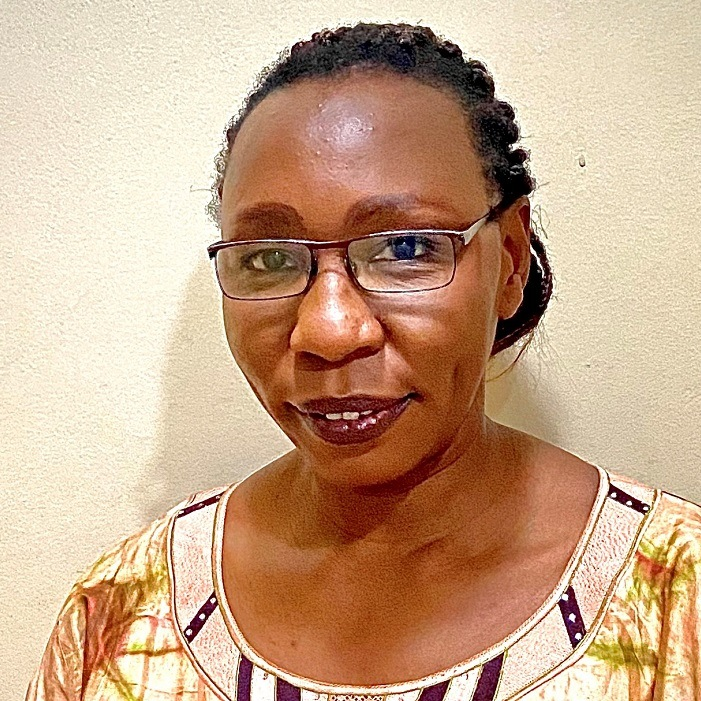 Sudan Country Director jacqueline george