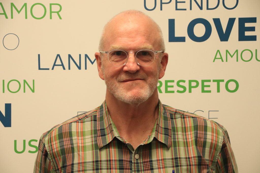 dr. mike pendleton portrait